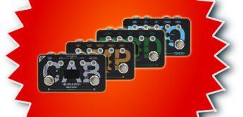 Top News: Hotone Binary Serie, Effektgeräte