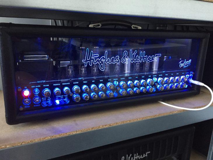 Soundmachine Hughes & Kettner Triamp MK III