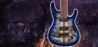 Test: Ibanez Premium S1027, E-Gitarre