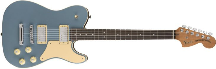 Fender 2018 Limited Edition Troublemaker Tele 1