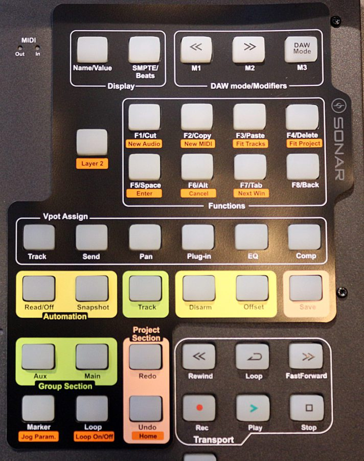 Icon Qcon Pro G2 Sonar