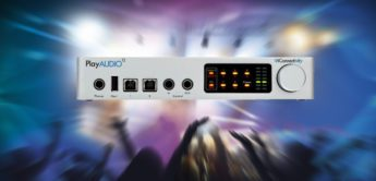Test: iConnectivity PlayAudio 12, Live Playback Audiointerface