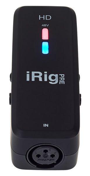 IK Multimedia iRig Pre HD Aufsicht