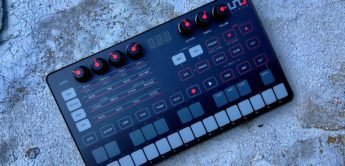Test: IK Multimedia UNO, Analogsynthesizer