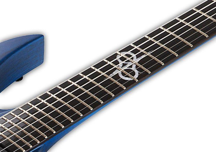 Solar Guitars A2.6T logo