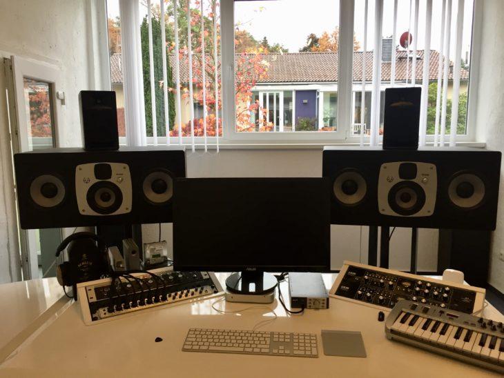 JBL LSR 705P - Zwergenaufstand im Studio