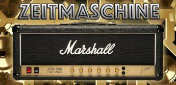 Zeitmaschine: Marshall JCM 800 Modell 2203