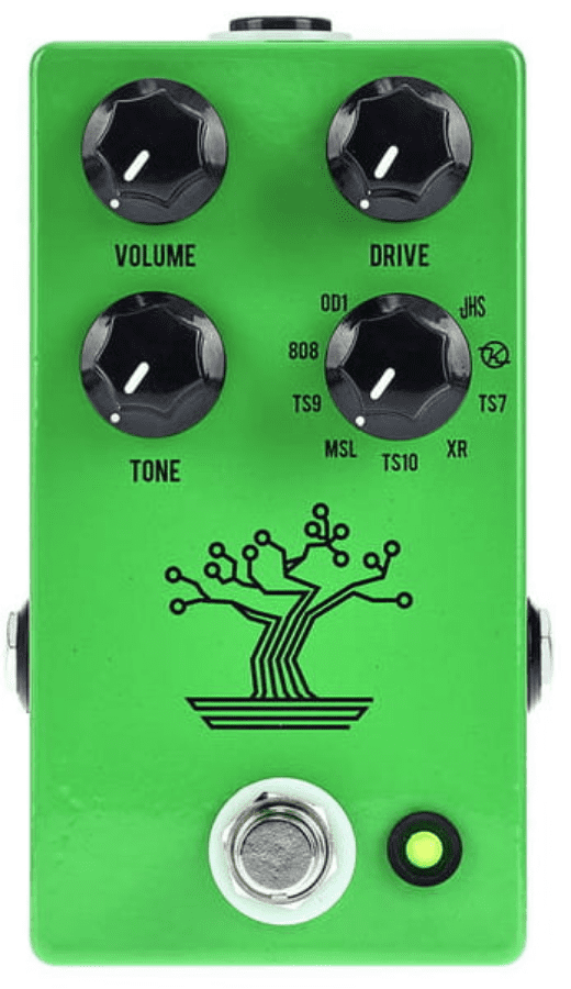 JHS Pedals The Bonsai Front
