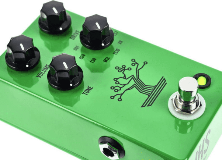 JHS Pedals The Bonsai left
