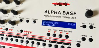 Test: JoMoX Alpha Base, Drumsynthesizer
