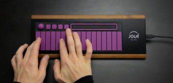 Test: Joué Board, MIDI-Controller