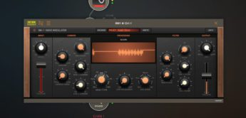 Test: Kai Aras RM-1 Wave Modulator, AUv3, iOS-App