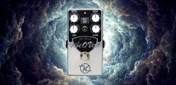 Test: Keeley Vibe-O-Verb, Gitarreneffektgerät