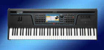 Test: Ketron SD9, Entertainer Keyboard