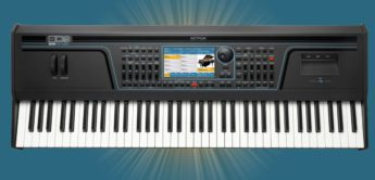 Top News: Ketron SD60, SD90, Arranger Keyboards