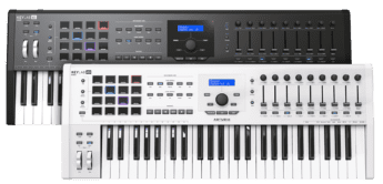 Top News: Arturia Keylab MKII, MIDI-Controller