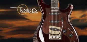 Test: Knaggs Severn T2 Trem SSS, E-Gitarre