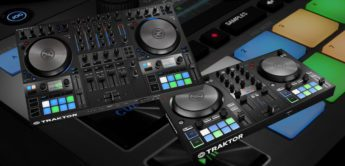 Top News: Native Instruments Traktor Kontrol S4 & S2