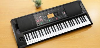 Test: Korg EK-50, Entertainer Keyboard