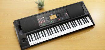 Top News: Korg EK-50, Entertainer Keyboard