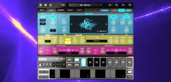 Test: Korg Electribe Wave, Groovebox, iOS-App