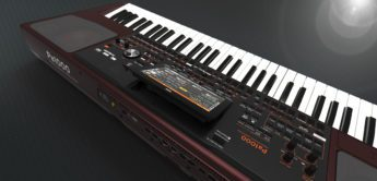 Test: Korg Pa1000, Arranger Keyboard