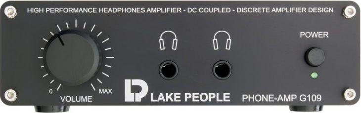 Lake People G109-P - Front