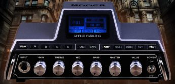 Test: Mooer Little Tank D15, Gitarrenverstärker