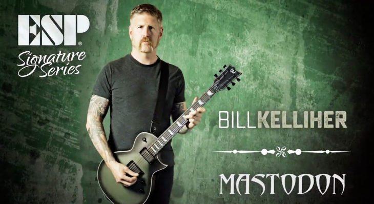 LTD BK-600 Bill Kelliher Artist