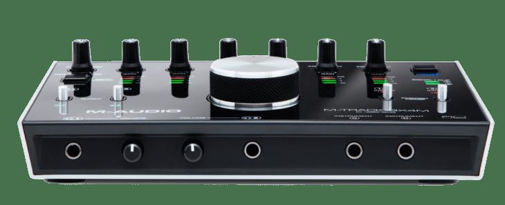 M-Audio M-Track 8X4M Vorderansicht