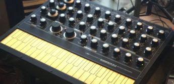 Superbooth 18: MacBeth Elements EL2, Synthesizer