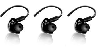 Test: Mackie MP-120, MP-220, MP-240, In Ear Kopfhörer