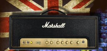Test: Marshall Origin 50H Head, Gitarrenverstärker