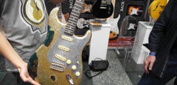 Guitar Summit 2018: Maybach Guitars Lester Midnight Sunset '59