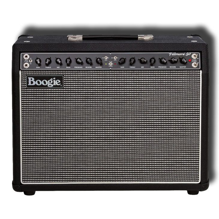 Mesa/Boogie Fillmore 50 front
