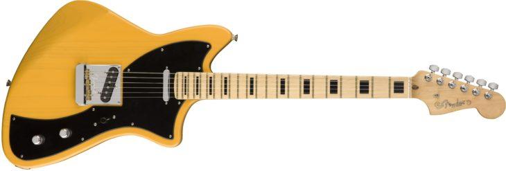Fender Meteora front