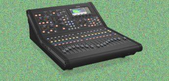 Top News: Midas M32R Live, Digitalpult