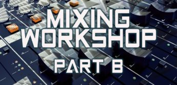 Mixing Workshop: Gain, Equalizer, Kompressor und Analyzer beim Mix