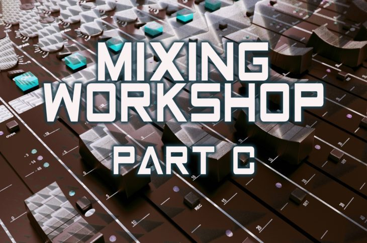 workshop mixing
