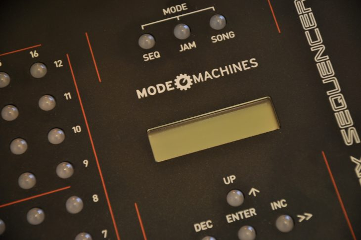 Mode Machines SEQ12