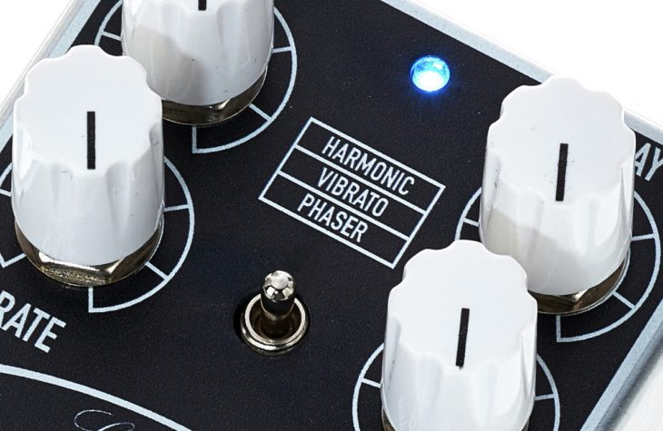 Keeley Vibe-O-Verb mode switch