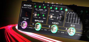 Test: Mooer Black Truck, Gitarren Multieffekt Pedal
