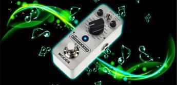Test: Mooer Groove Loop, Gitarrenpedal