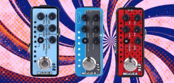 Top News: Mooer Micro Preamp 016, 017 und 018