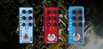 Test: Mooer Micro Preamps Phoenix, Cali MkIV und Custom 100