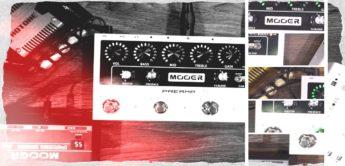 Test: Mooer Micro Preamp Live, Gitarren Multieffekt Pedal