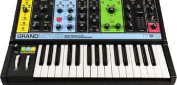 News: Moog Grandmother – neue Firmware für den semi-modularen Synthesizer