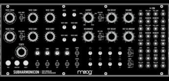 Superbooth 18: Moog Subharmonicon, Synthesizer