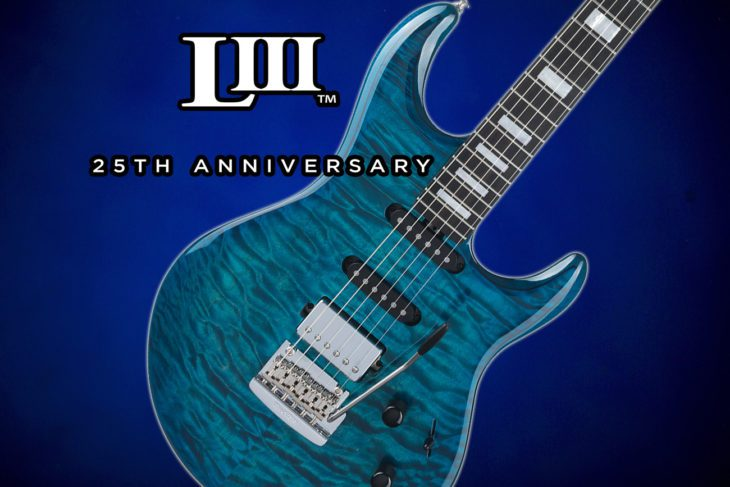 Music Man Luke III 25th Anniversary