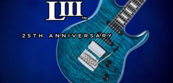 Top News: Music Man Luke III 25th Anniversary, E-Gitarre